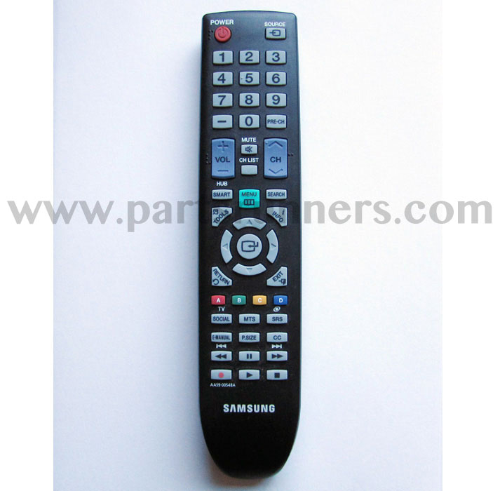 aa59 00548a original samsung smart tv remote control