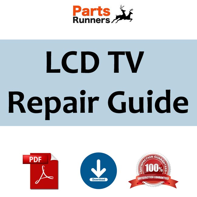 lcd tv repair guide pdf